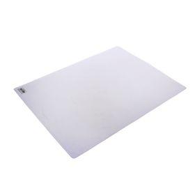 Накладка на стол Durable Duraglas, 530 × 400 мм, прозрачная