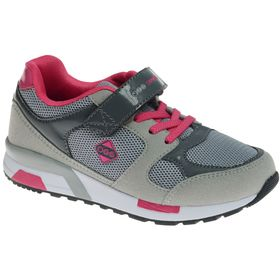 Кроссовки подростковые STROBBS, цвет светло-серый, размер 32 (арт. N1547-4)