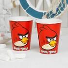 Набор стаканов Angry Birds, 8 шт., 260 мл