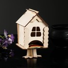 деревянные чайные домики