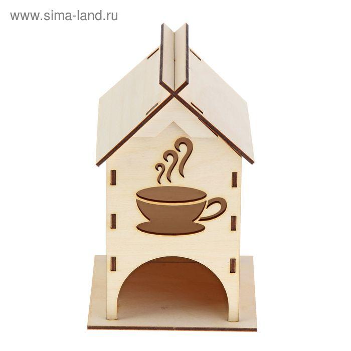 "Чайный домик ""Чашка""  16х11 см"