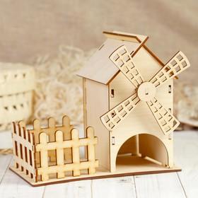 Чайный домик «Мельница»