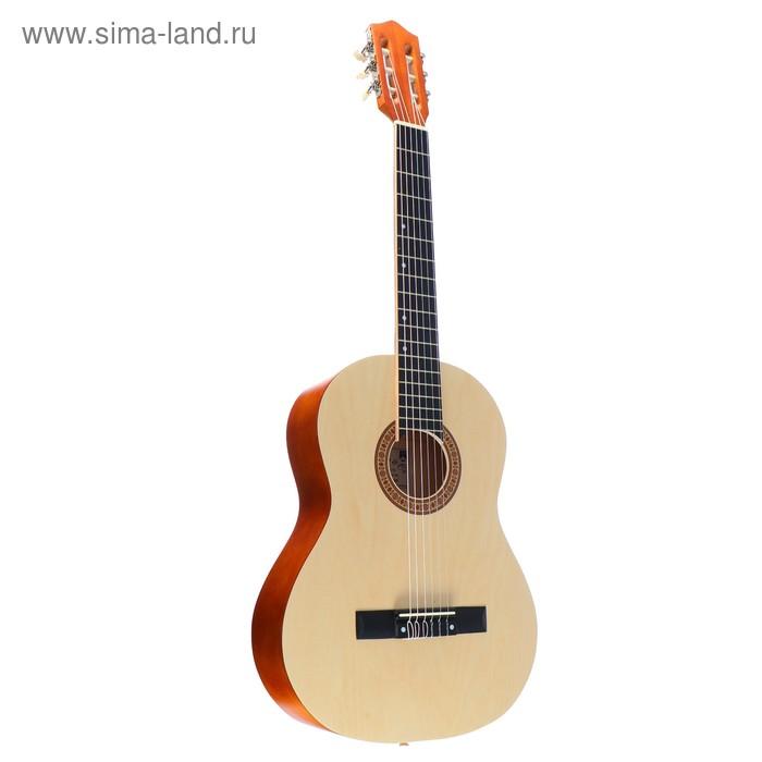 """Гитара классическая """"Амистар Н-30"""" 6-струнная, глянцевая, светлая"""