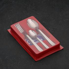 Набор столовых приборов «Модерн», 18 предметов - фото 69801
