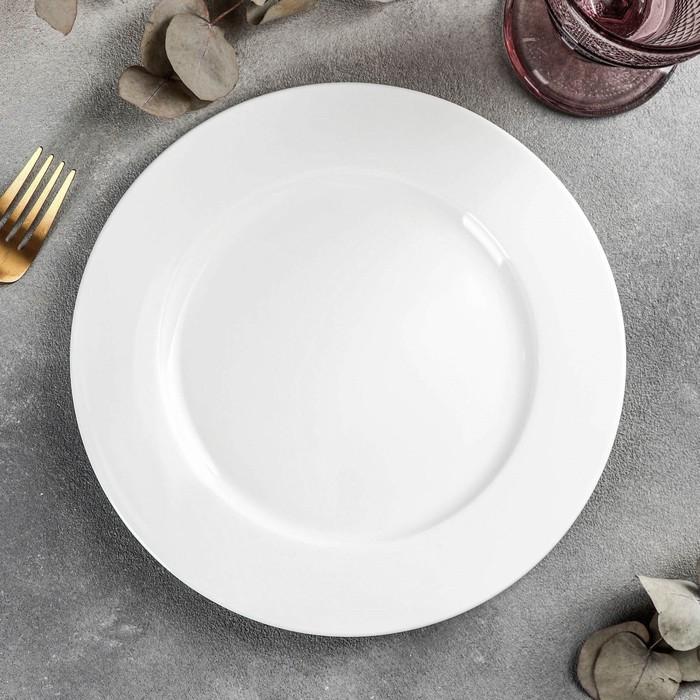 Тарелка обеденная Wilmax Stella «Классика», d=23 см - фото 308066665