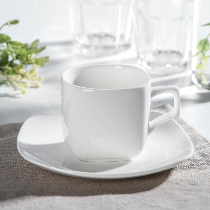 Чайная пара 200 мл WL-993003/AB