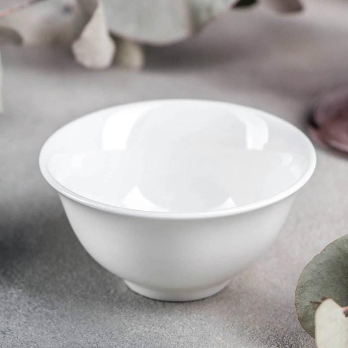 Салатник Wilmax, 145 мл,цвет белый - фото 308067651
