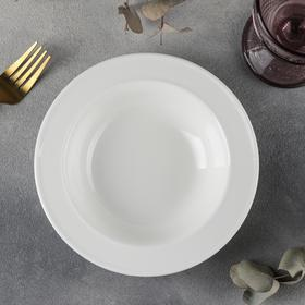 Тарелка глубокая, 285 мл, d=18 см