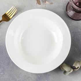 Тарелка глубокая d=20 см, 380 мл Ош