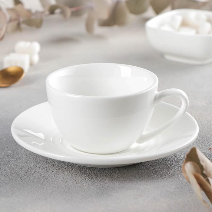 Кофейная пара Wilmax, 180 мл - фото 308067324