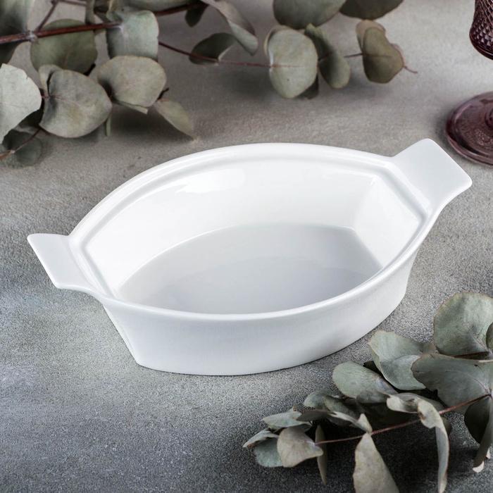 Форма для запекания Wilmax, 22×14 см, 400 мл - фото 308067261