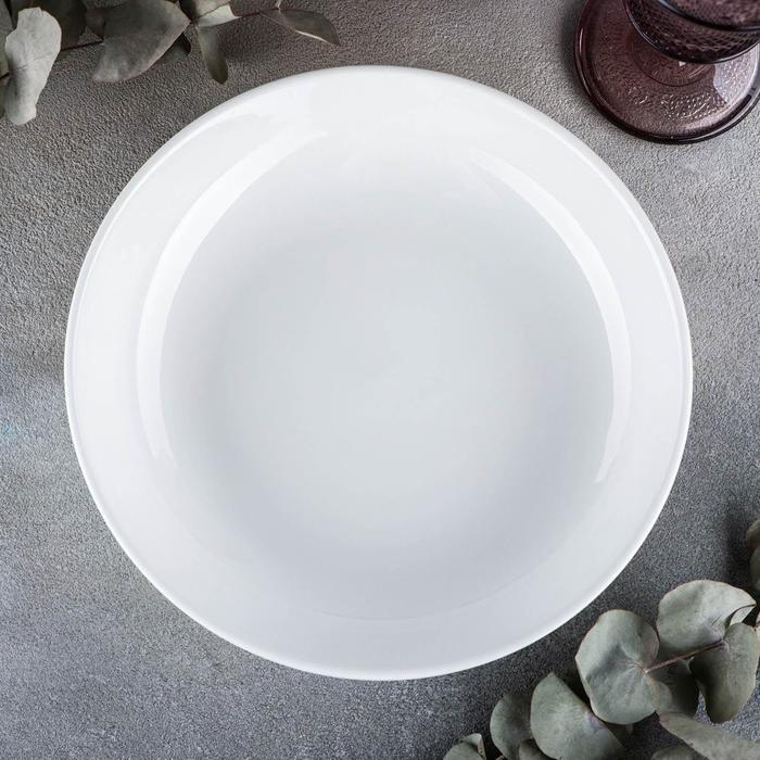 Тарелка глубокая Wilmax Olivia, 900 мл, d=23 см - фото 308066522