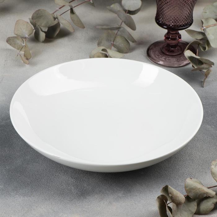 Тарелка глубокая Wilmax Olivia, d=25,5 см - фото 308066524