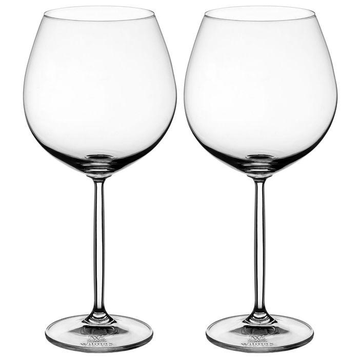 Набор бокалов для вина 850 мл, 2 шт