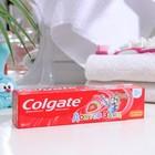 Зубная паста Colgate «Доктор Заяц», со вкусом клубники, 50 мл