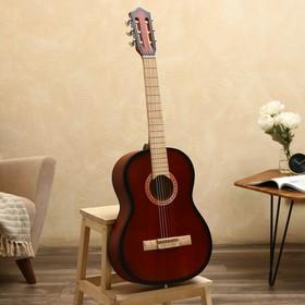 """Гитара классическая """"Амистар Н-30"""" 6-струнная, глянцевая, тёмная, цвет МИКС"""