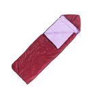 """Спальный мешок """"Комфорт"""", 3-х слойный, с капюшоном, размер 225 х 70 см, цвет микс"""