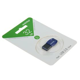 Флешка USB Smartbuy 32Gb Cobra, синяя