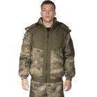 Куртка утеплённая «Тактика», размер 52-54, рост 170-176 см