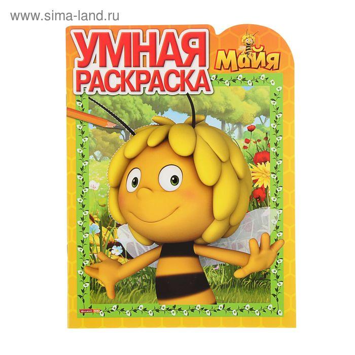 """Умная раскраска """"Пчелка Майя"""" № 15091"""