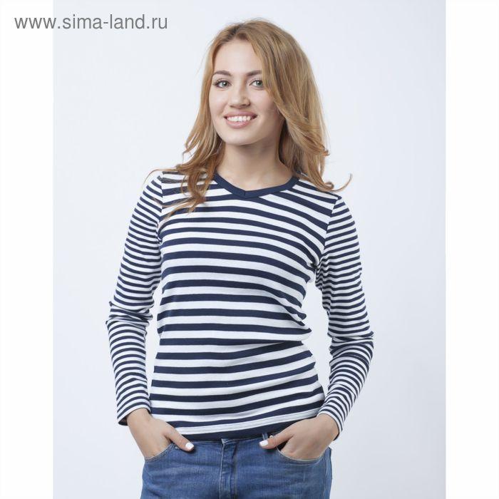 Джемпер женский Р858131 тёмно-синий, рост 170-176 см, р-р 44