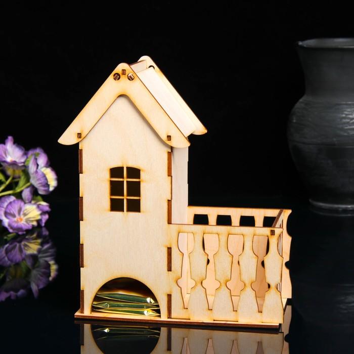 """Чайный домик """"Дом с балконом"""""""