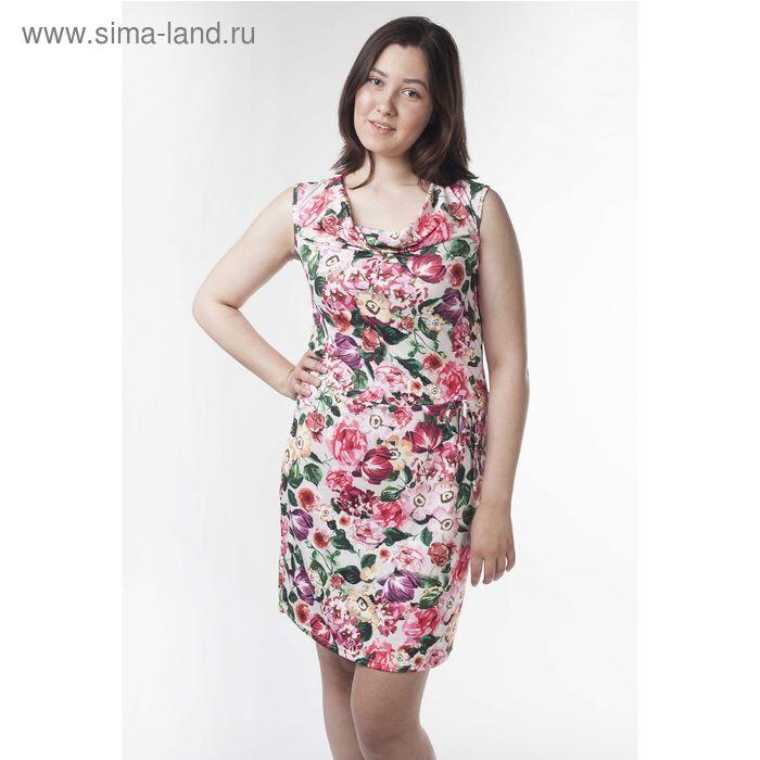 Платье женское 826 Алина, р-р 52