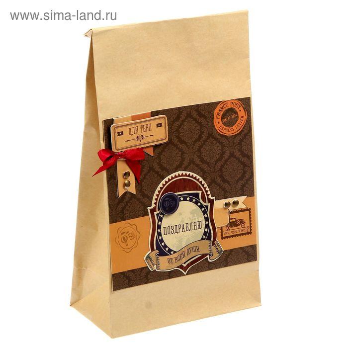 Набор по декорированию подарочного пакета «Лучшему из лучших», 15 х 28 см