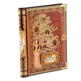 Родословная книга «Семейная летопись», 27 листов, 24,5 х 29,2 см