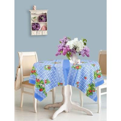 "Tablecloth ""Share"" Victoria 150*200 cm, 100% cotton, matting, 162 g/m2"