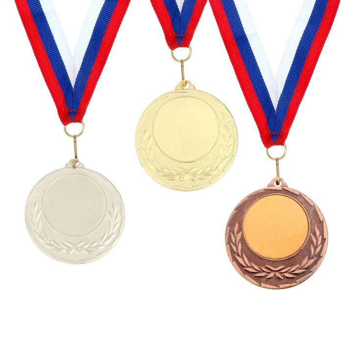 Медаль под нанесение 034