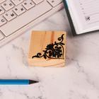 Печать для творчества Угловая №4 5х5 см