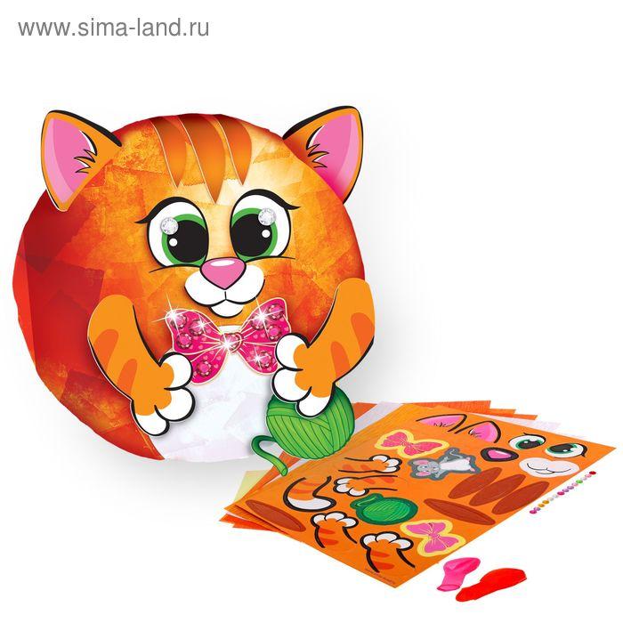 """Набор для создания игрушки из папье-маше """"Котик"""""""