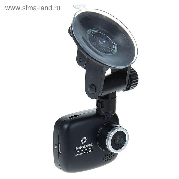 Видеорегистратор Neoline Wide S27, 1.5'' TFT, обзор 120°, 1920х1080 Full HD