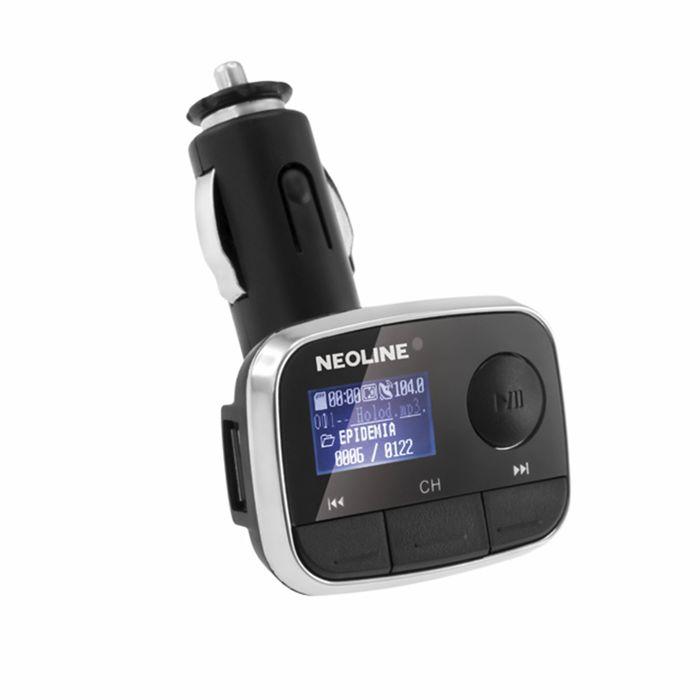 FM Mp3 автомобильный модулятор Neoline Bliss, USB/SD/MP3/WMA