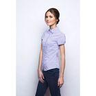 Рубашка женская 8189-13295L-1, цвет розовый, размер 50, рост 170
