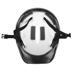 Шлем защитный OT-502 детский, размер S (52-54 см), цвет красный - фото 7393004
