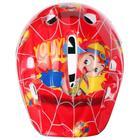 Шлем защитный OT-502 детский, размер S (52-54 см), цвет красный - фото 7393005