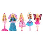 Кукла Barbie Fairytale Checklane Asst Dolls, МИКС