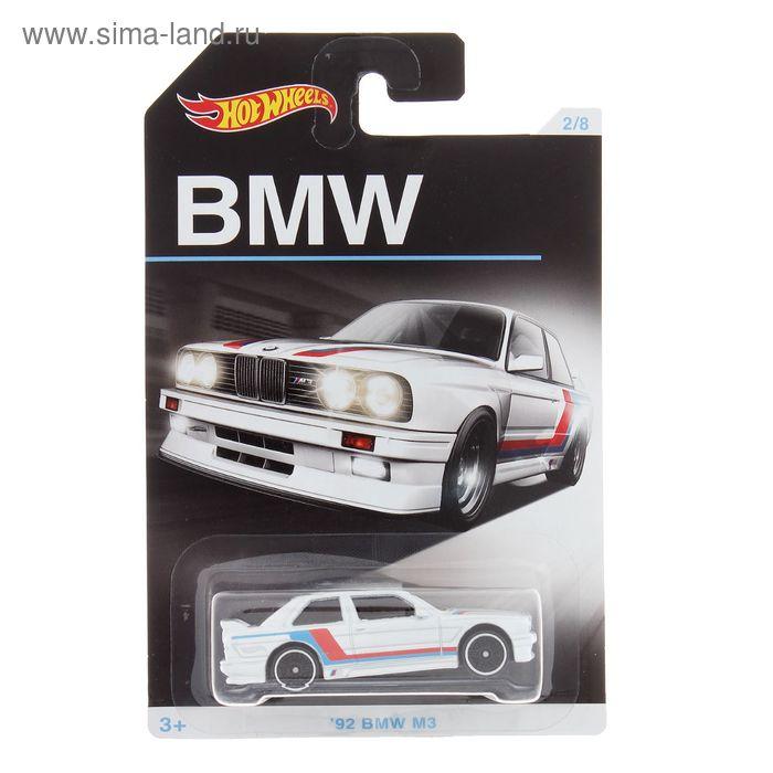 """Модель BMW """"Коллекция машинок"""", МИКС"""