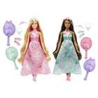 """Кукла Barbie """"Принцесса с волшебными волосами"""""""