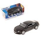 Машинка металлическая Bentley Continental GT V8, МИКС