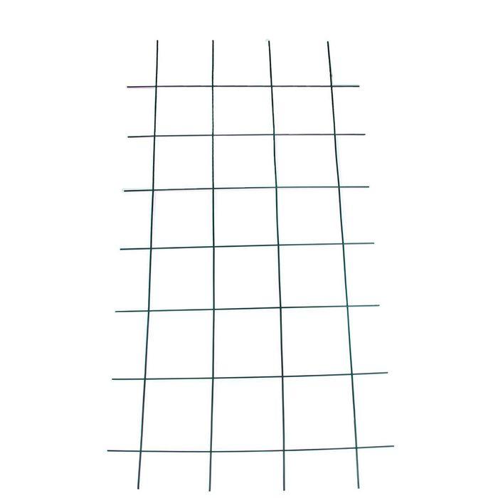 """Шпалера """"Вьюн"""", 150 х 60 х 0.3 см, металл, зелёная"""
