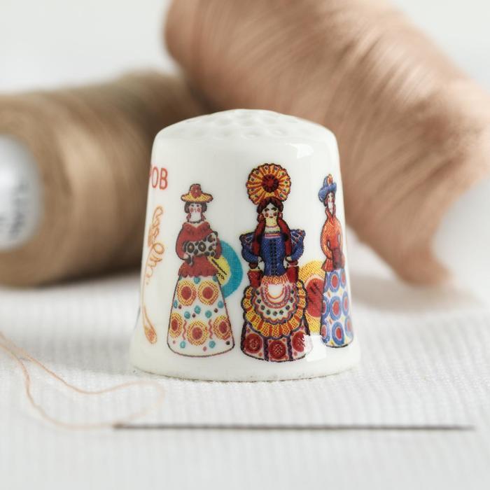 Напёрсток сувенирный «Киров» - фото 690833