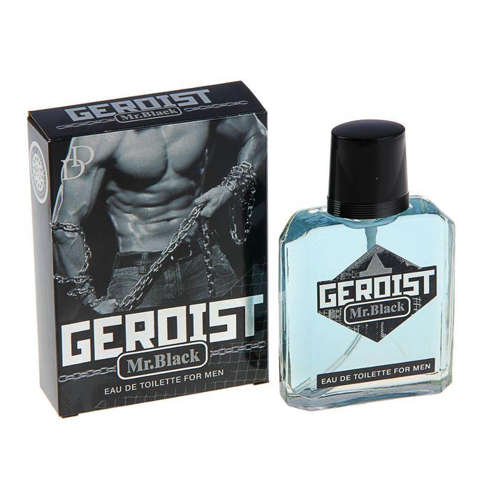 Туалетная вода мужская Geroist MR. Black, 95 мл