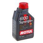 Моторное масло MOTUL 6100 Synergie + 10W-40 А3/В4, 1 л