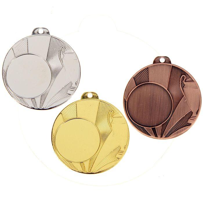 Медаль под нанесение 036, серебро