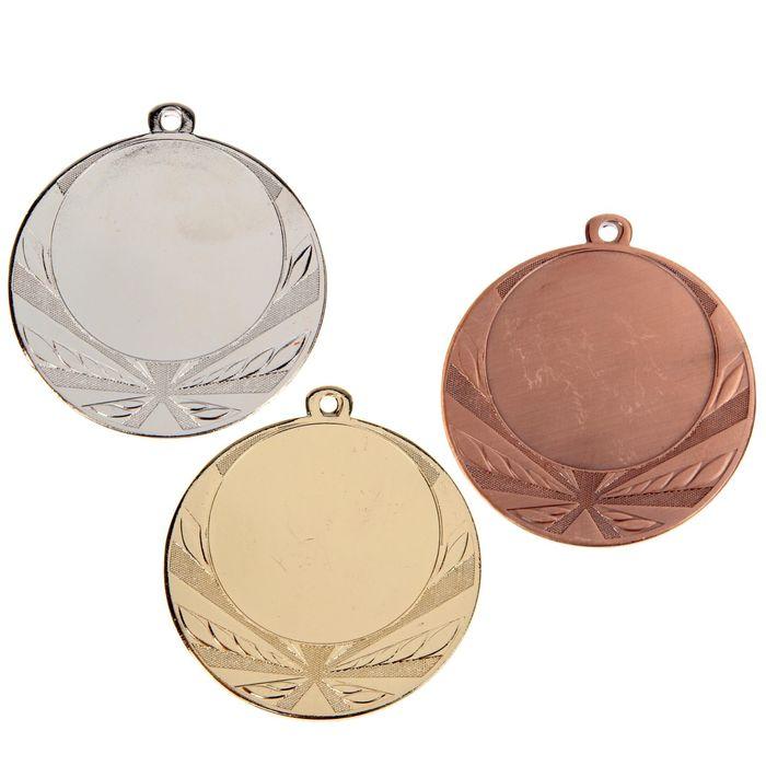 Медаль под нанесение, серебро