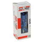 Саморезы кровельные TECH-KREP, 5.5х19 мм, сверло, ярко-синий RAL 5005, 60 шт.