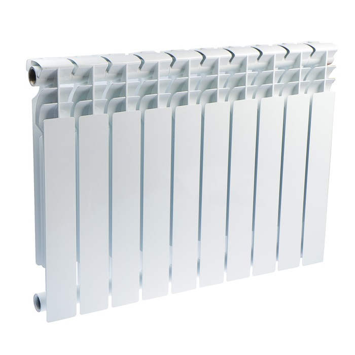 Радиатор биметаллический Halsen, BS 500х80, 10 секций